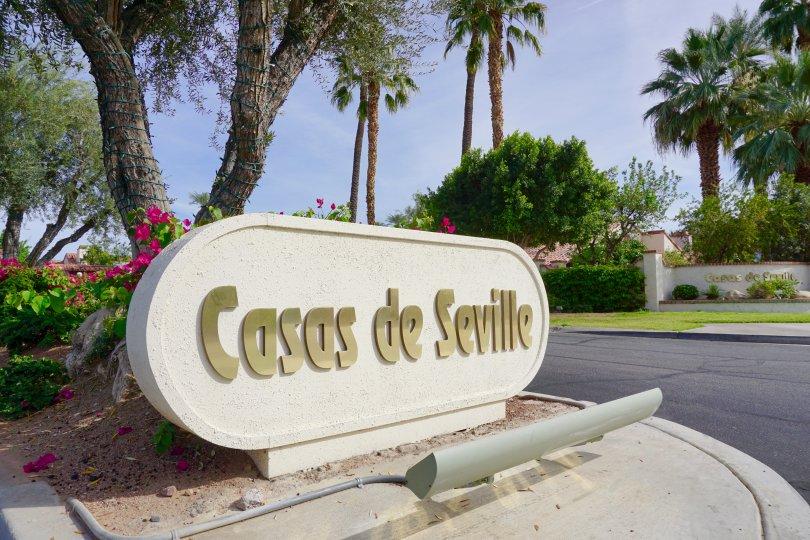 Casas De Seville Community Marquee