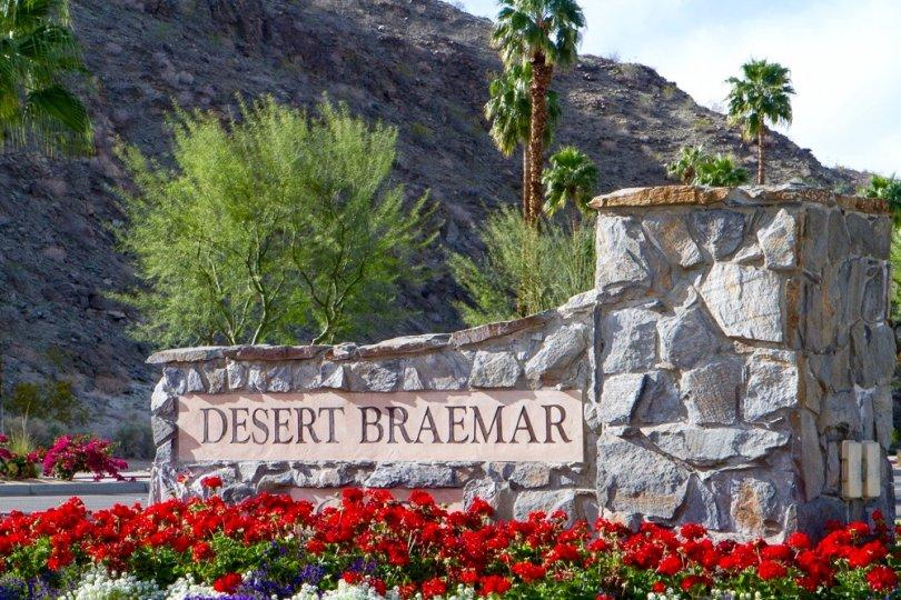 Desert Braemar Community Marquee