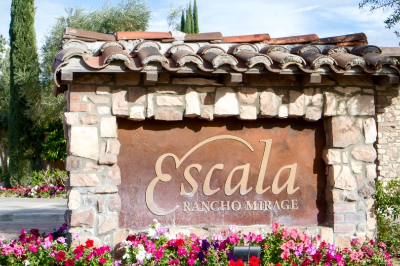 Escala Community Marquee