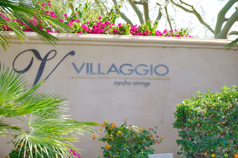 Villaggio on Sinatra Community Marquee