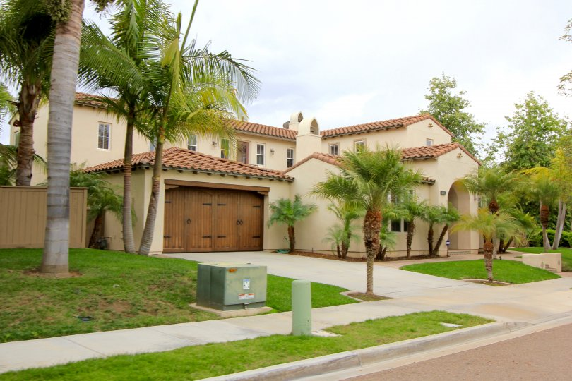 This beautiful two story home resides in peaceful family friendly Arterro Community in Carlsbad California.