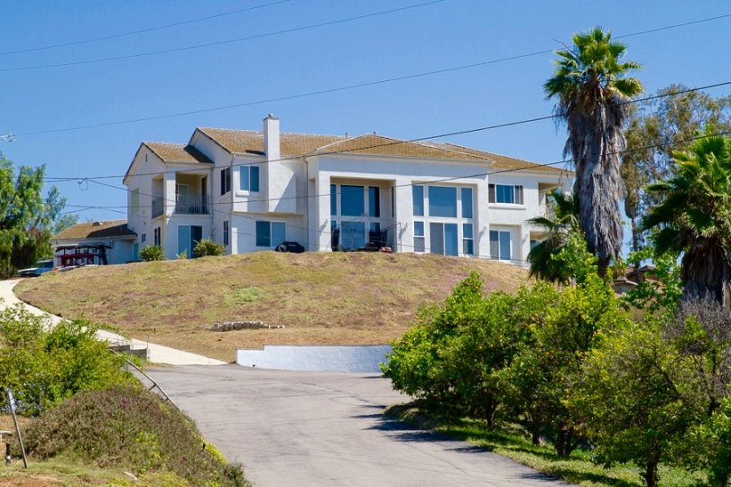 Gorgeous Vista Grande Villa Home with large windows brings natural light and offers glorious hill views