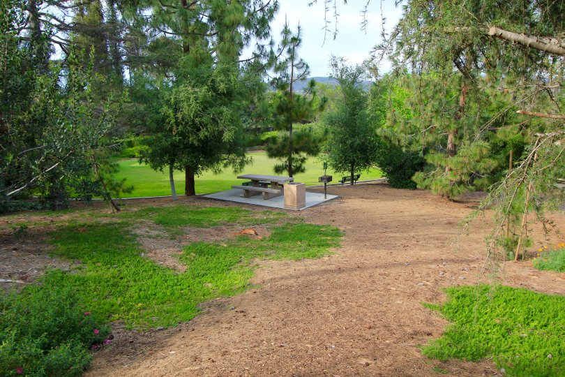Residents have access to numerous Parks and trails in Equestrian Olivehain Neighborhood