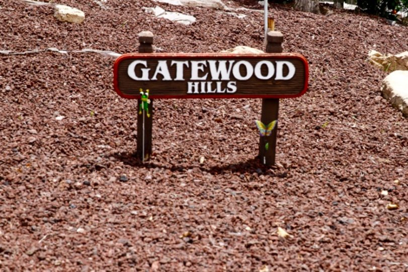 Gatewood Hills Marquee in Rancho Bernardo California