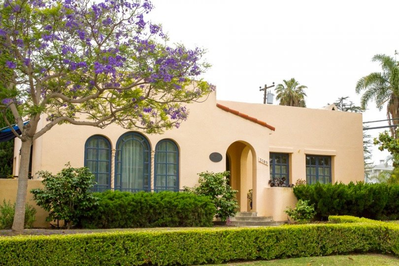 Gorgeous spanish style home located in Loma Portal San Diego