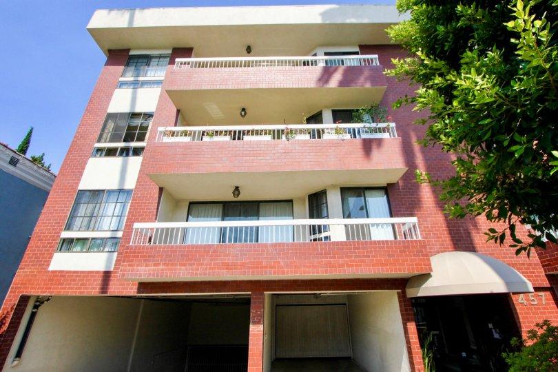 Doheny Villas Beverly Hills