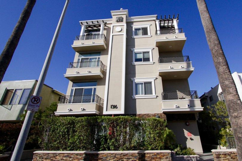 Amherst Villas West LA