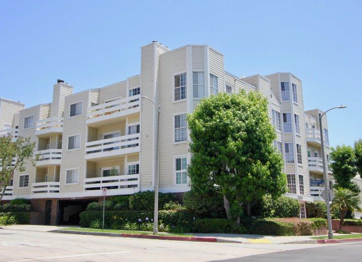 Claridge West LA