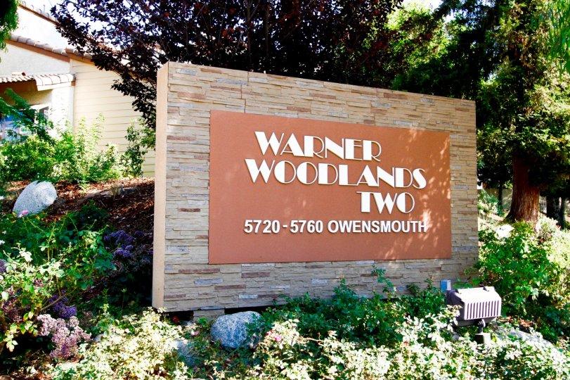 Warner Woodlands Two Woodland Hills