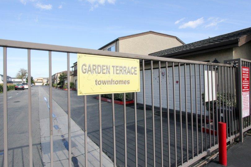 Garden Terrace Townhomes Garden Grove