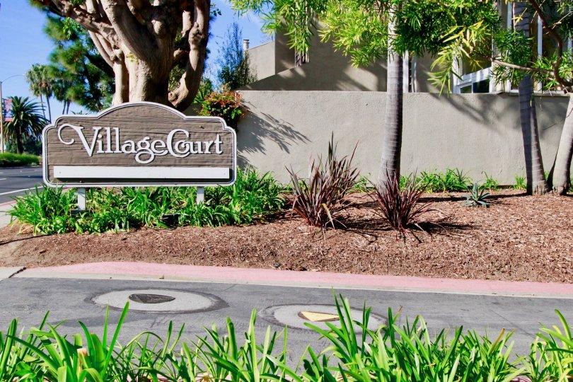 Village Court Huntington Beach