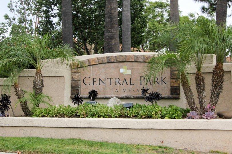Central Park La Mesa La Mesa