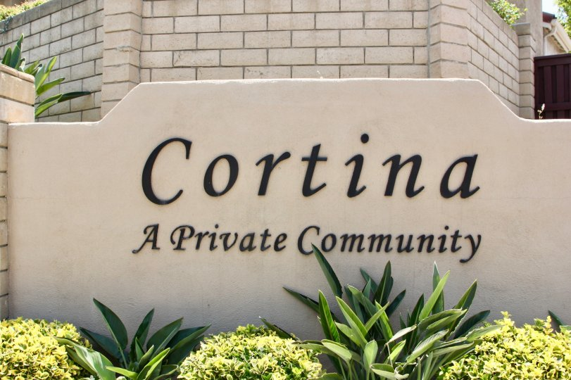A cortina is a private community for a living place with cool