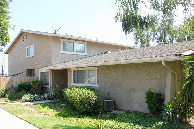 Amazingly adorably designed homes at Village Grove Four Plex, Corona, California