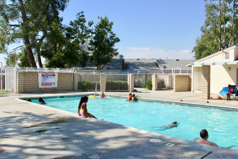 dartmouth arbors hemet california swimming pool families children