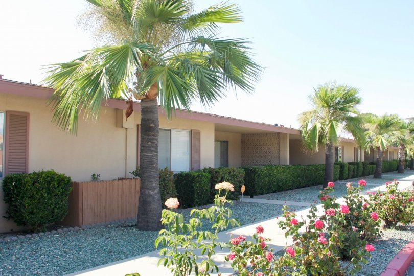 ROSEWWOD VILLAS IS IN THE CITY OF HEMET AND IN THE STATE OF CALIFORNIA