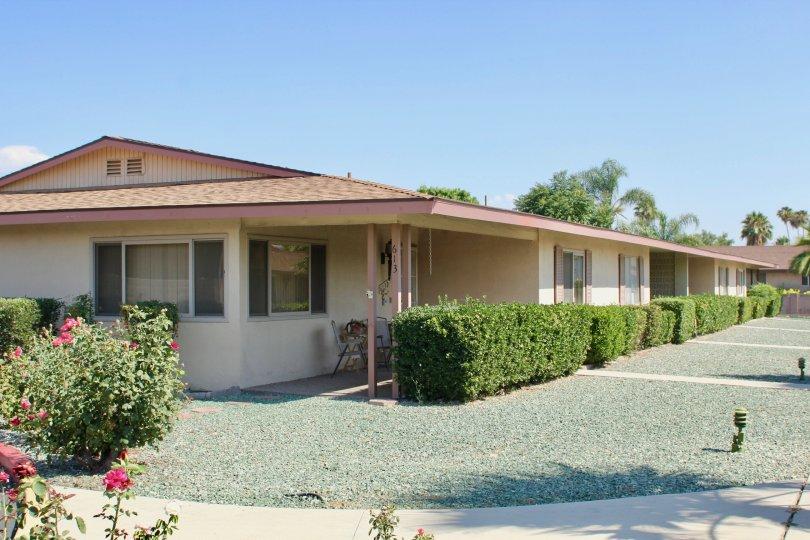 Amazingly good home and environment of Rosewood Villas, hemet, California