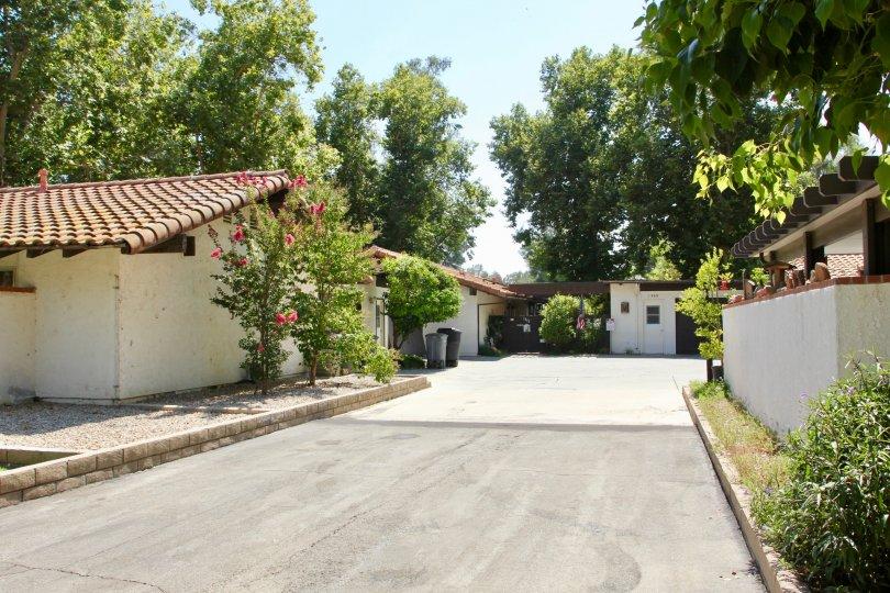 The amazingly environmentally friendly neighborhood of Seven Hills, hemet, Caliornia