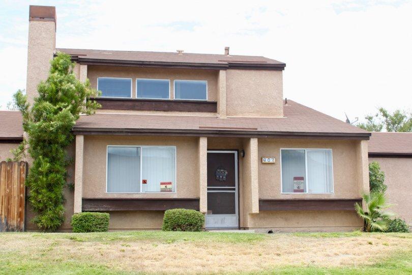 The ultra modern looks of Parkview Villas community Apartment, ake elsinore, California