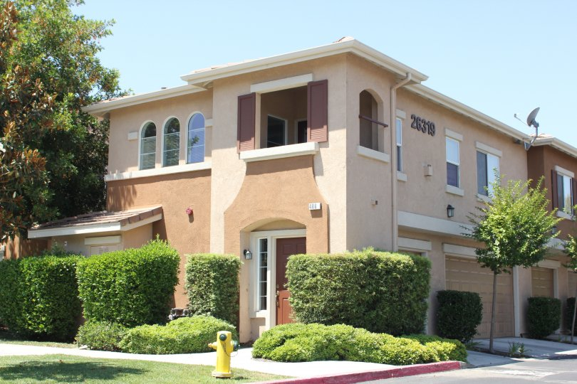 Beautiful one storey building apartment of Arboretum, murrieta city, California
