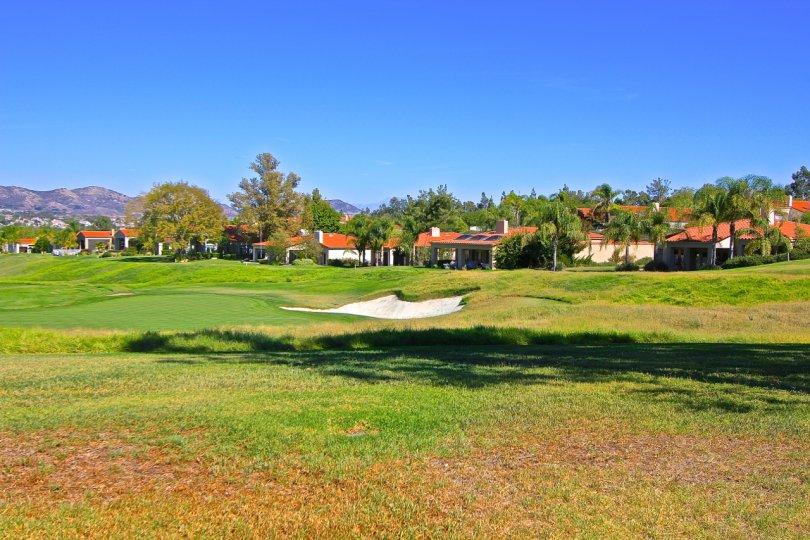 Country Club Villas at Bear Creek daytime shot, murrieta, Californoa
