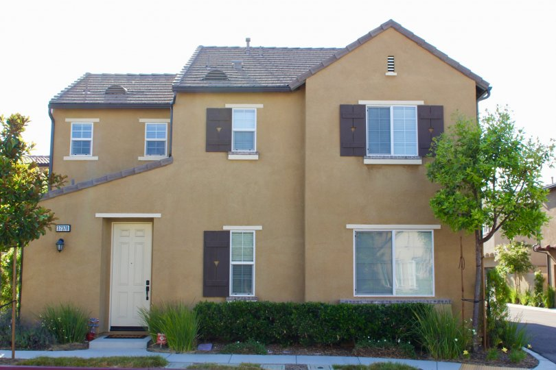 An elegant home at Paseos at Crown Valley Community, Murrieta, California