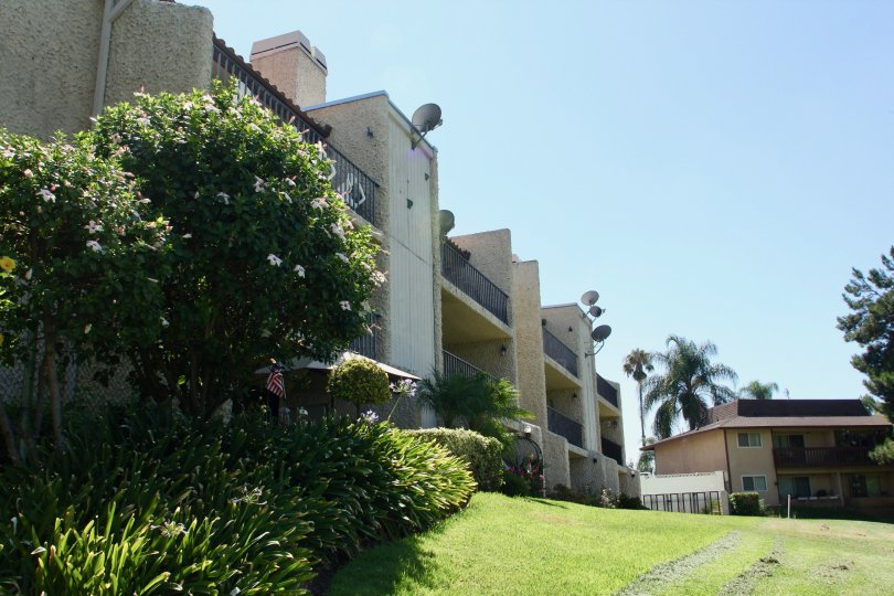 street view of 14th Green Condos, riverside, California