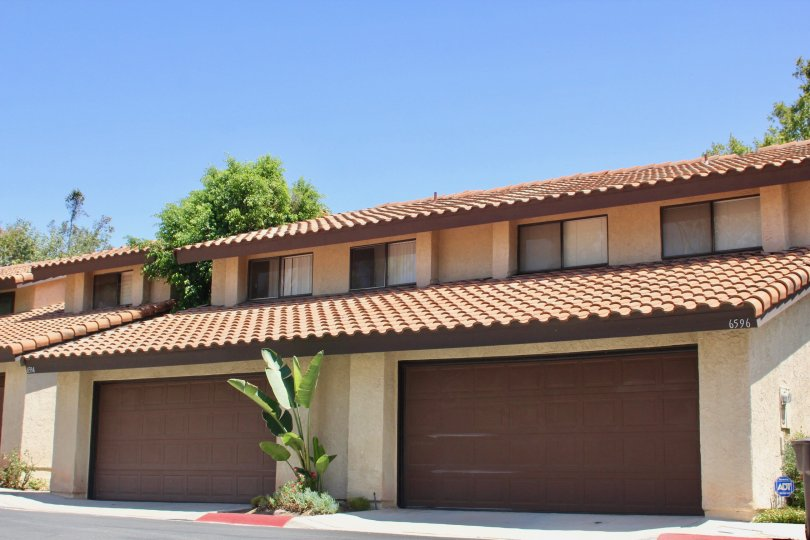 Hillcrest Townhomes Community located in Riverside California