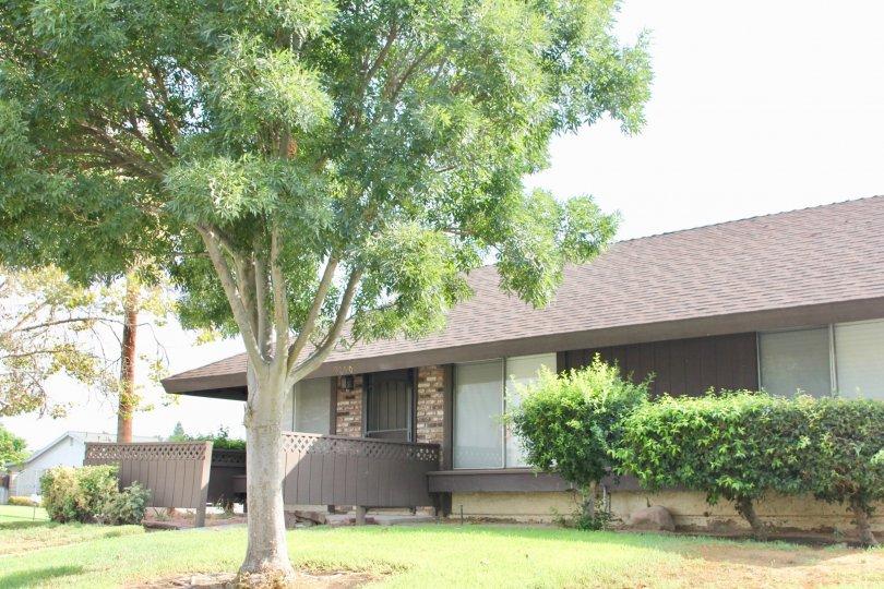 lovely scenery of Loving Homes Greens neighborhood, riverside, California