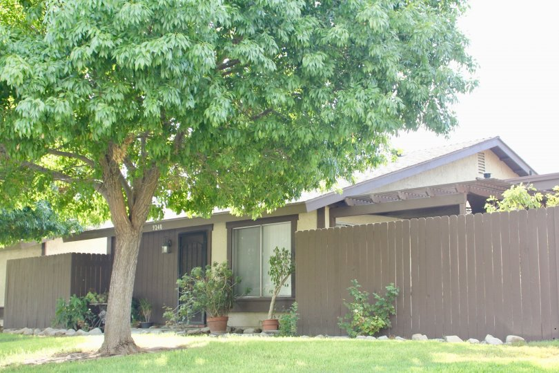Exterior of a home in the Loving Homes Greens community in Riverside California