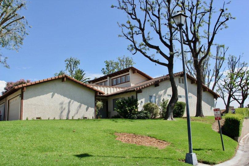 amazingly unique view of the surroundings at Orangewood Villas, riverside, California