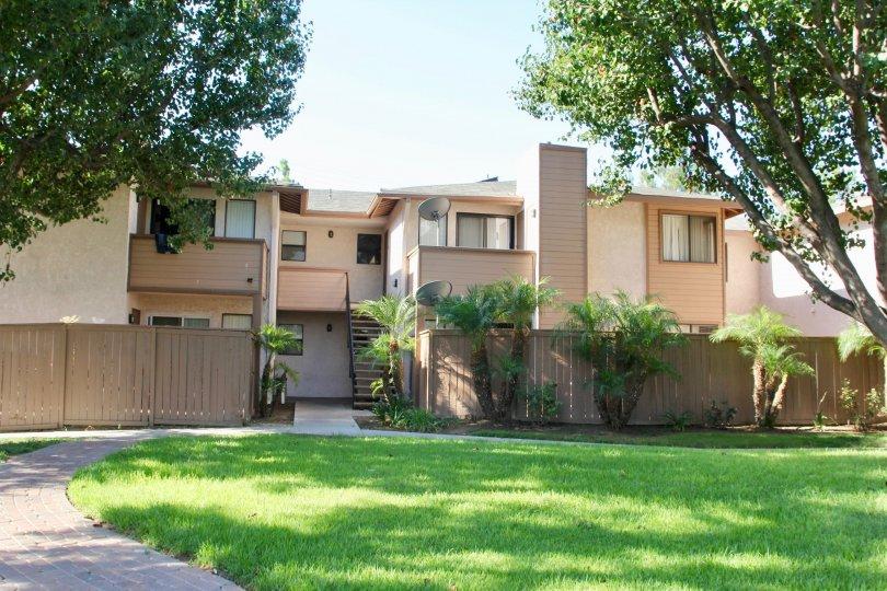 palmilla riverside california apartment home palm trees