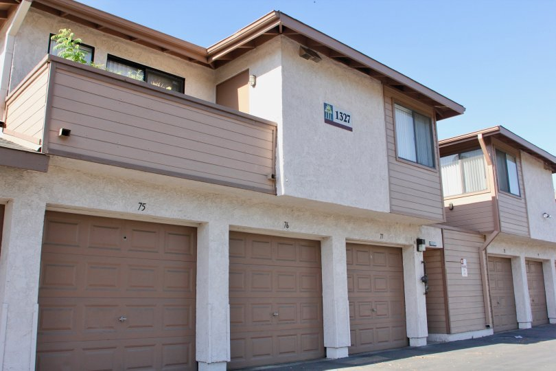 Palmilla's amazingly modern apartment, riverside, California