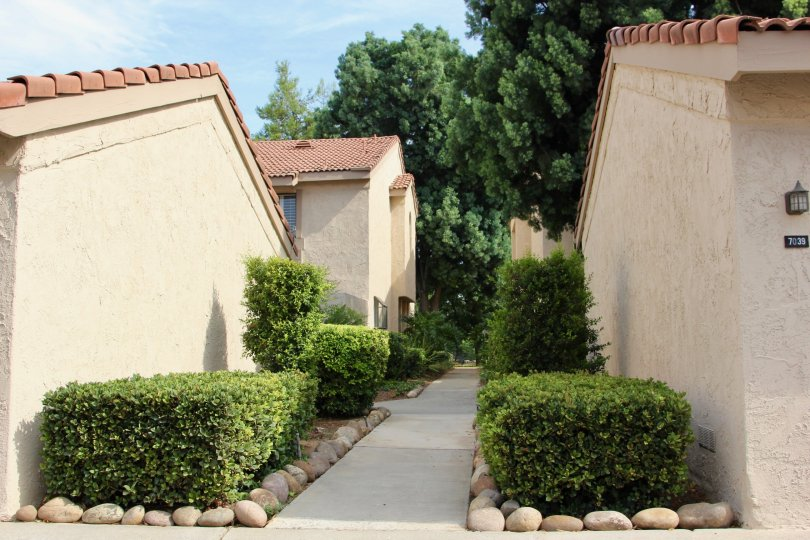Park Granada and her iconic bungalows, riverside, California