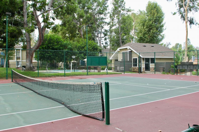 An amazing recreational facility at River Oaks, riverside, Calfornia