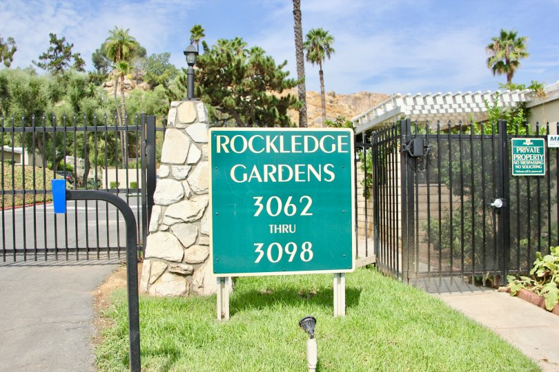 Rockledge Gardens Community 3062 thru 3098 located in riverside california