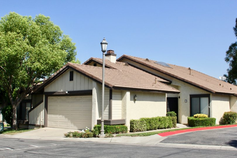 The Crest and her amazingly beautiful cottage styled apartments, Riverside, California