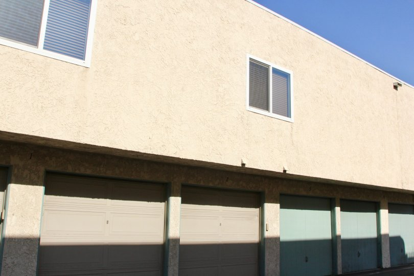 Fantastic storage building in Riverside, California with structural integrity.