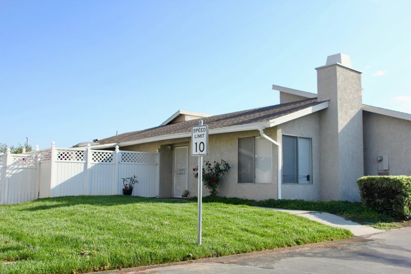 A very clean and classy bungalow with her beautiful surroundings at Rancho Meadows, temecula, California