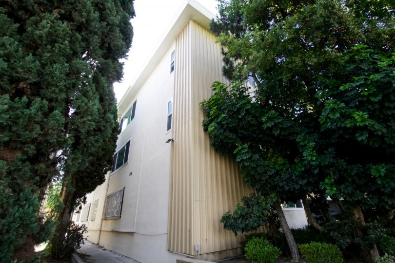The Clifton Terrace building in Beverly Hills