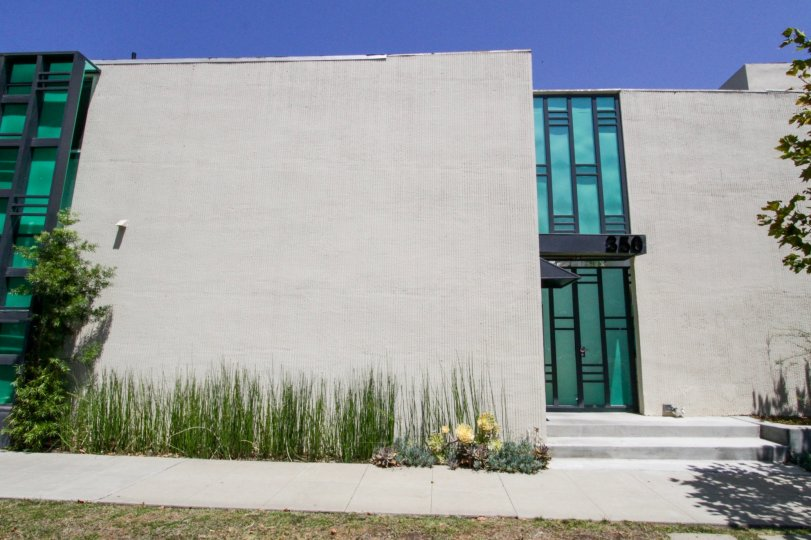 The McCarty Courtyard building in Beverly Hills