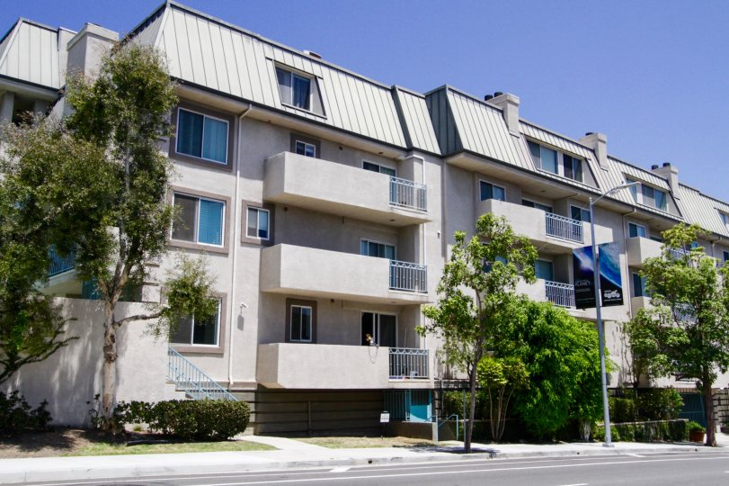 Montana Regency  is French colonial style condo building