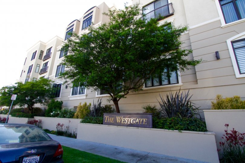 The Westgate condos in Brentwood