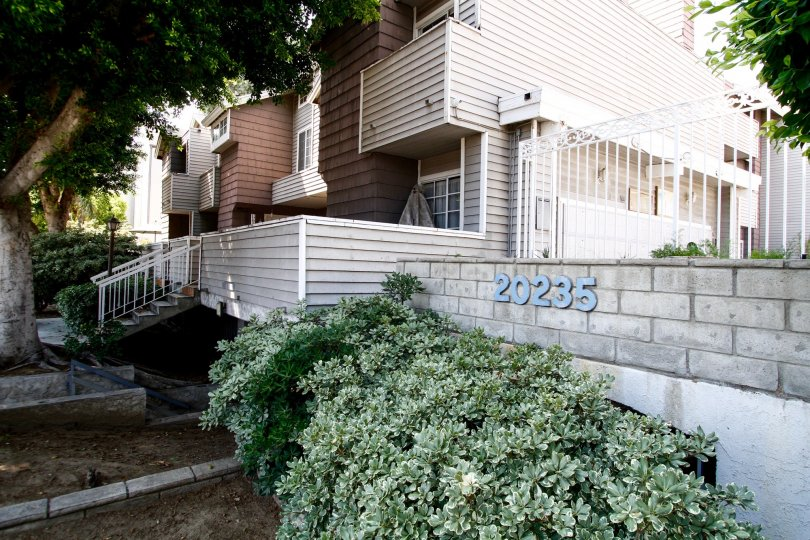 The address of Keswick Villas in Canoga Park California