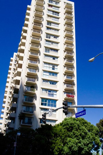 Century Park East is a high-rise condo in World renowned Century City