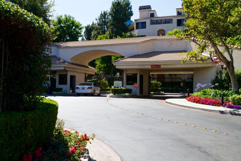 Park Place is a guard gated community offering security and privacy