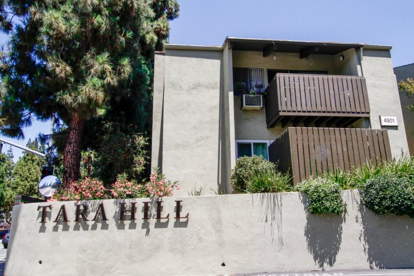 The Tara Hill building in Culver City