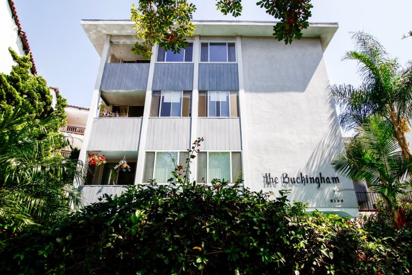 The Buckingham building in Culver City