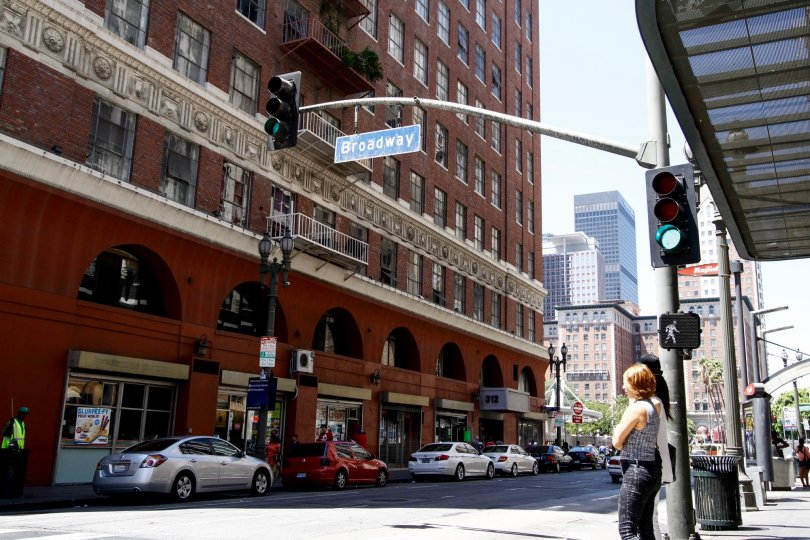 The street view of Shybary Grand