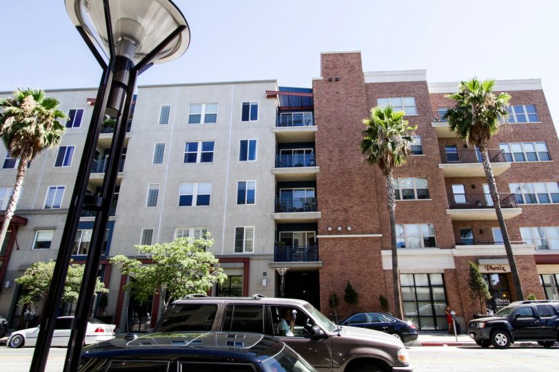 Blu is a urban condo building in Long Beach